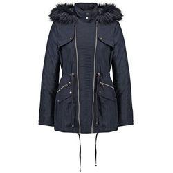 Lipsy Płaszcz zimowy navy