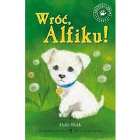 Wróć Alfiku! - ebook