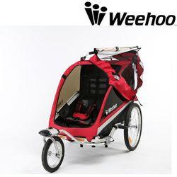 Przyczepka rowerowa Weehoo Wee-Go