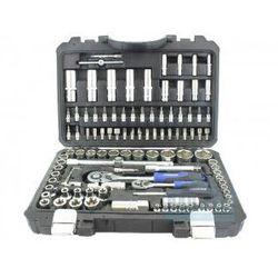 Zestaw kluczy nasadowych FORSAGE 108 elementów