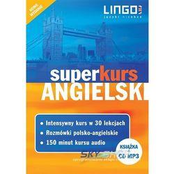 Angielski. Superkurs (kurs + rozmówki + audiokurs) Nowe wydanie (opr. miękka)