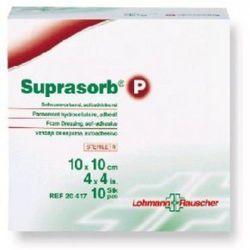 Suprasorb® P 10cmx10cm nieprzylepny 1 sztuka - poliuretanowy opatrunek piankowy