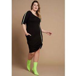 6840d0ea9ed508 suknie sukienki asos plus size wygodna prosta sukienka (od Prosta ...