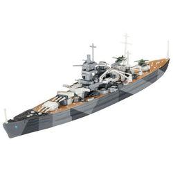 Revell, Battleship Scharnhorst, model do sklejania, 1:1200 Darmowa dostawa do sklepów SMYK