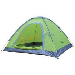 Namiot 3-osobowy Rock 3 Meteor (zielono-szary)