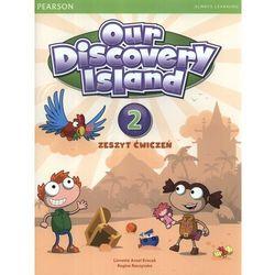 Our Discovery Island 2. Klasa 2, szkoła podstawowa. Język angielski. Zeszyt ćwiczeń (+CD) (opr. broszurowa)
