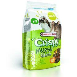 VERSELE LAGA Cuni Crispy Muesli - pokarm dla królika 2,75kg + 400g GRATIS!!!