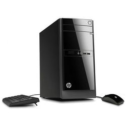 Komputer stacjonarny HP 110-210 A6-5200 4G 512GB SSD WIFI Win10 DVD-RW + klawiatura, mysz