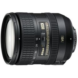 Nikon Nikkor 16-85 mm f/3.5-5.6G ED VR AF-S DX Dostawa GRATIS!