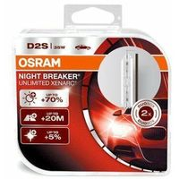 Żarówka Osram Night Breaker Unlimited Xenarc D2S