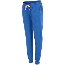 [T4Z16-SPDD205] Spodnie dresowe damskie SPDD205 - kobalt
