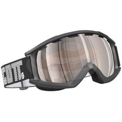 Gogle SCOTT SANCTION sagrado black (silver chrome)