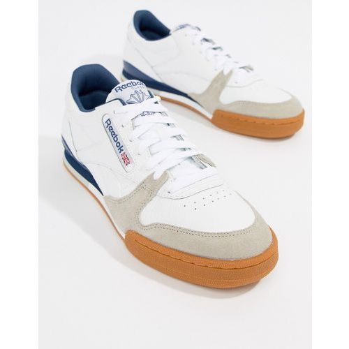 Reebok Phase 1 Pro CV Trainers In White CM9286 White