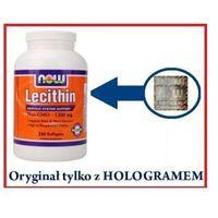 Lecytyna 1200 mg (100 kapsułek)