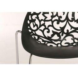 Krzesło, krzesła insp. Half Lace black
