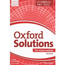 Oxford Solutions Pre-Intermediate WB