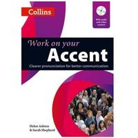 Work on Your Accent + DVD (opr. miękka)
