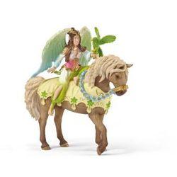 SCHLEICH Surah na koniu w uroczystym ubraniu 70504