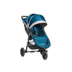 Wózek spacerowy City Mini Gt Single Baby Jogger + GRATIS (teal/gray)