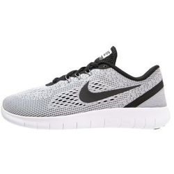Nike Performance FREE RUN Obuwie do biegania neutralne white/black