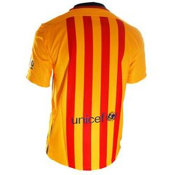 Koszulka Meczowa Nike FC Barcelona AWAY SUAREZ 239 bt (-4%)