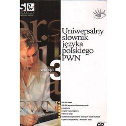 Uniwersalny słownik języka polskiego Pwn (opr. kartonowa)