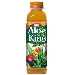 Napój Aloe Vera King z cząstkami aloesu i mango 0,5l OKF