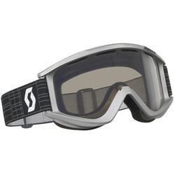Gogle SCOTT SIDEBAR dark grey (NATURAL LENS 40)