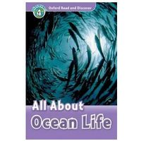 All About Ocean Life Audio CD Pack Level 4 (750 Headwords) (opr. miękka)