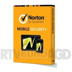 Program SYMANTEC Norton Mobile Security 3.0 PL (1 urz. 12 mies.) BOX.