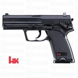Pistolet wiatrówka Heckler & Koch H&K USP kal. 4,5mm full metal