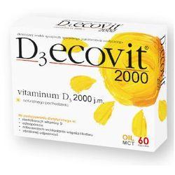 D3-ecovit 2000 60kaps
