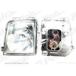 lampa przednia, reflektor świateł przednich LT II 05.96-12.05