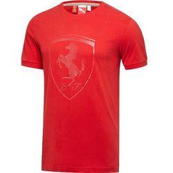 Puma Koszulka Ferrari Shield Tee