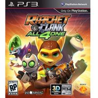 Ratchet & Clank All 4 One (PS3)
