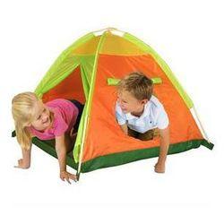 Namiot dla dzieci Acra ST09/3 Żółty/Zielony/Pomarańczowy