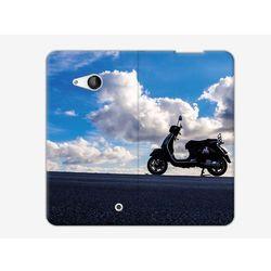 Flex Book Fantastic - Microsoft Lumia 550 - pokrowiec na telefon - skuter