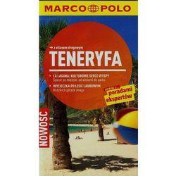 Teneryfa Przewodnik z atlasem drogowym (opr. broszurowa)