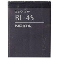 Bateria Nokia BL-4S 860mAh Li-ion | BULK | Faktura 23%