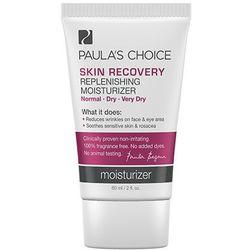 Paulas Choice - Krem odżywczo - regenerujący do skóry suchej i bardzo suchej - Skin Recovery Replenishing Moisturizer With Antioxidants - 60 ml - DOST Kupując ten produkt otrzymujesz darmową dostawę !