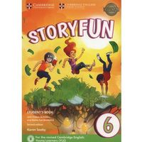 Storyfun 6 Student's Book with Online Activities and Home Fun Booklet 6 (opr. miękka)