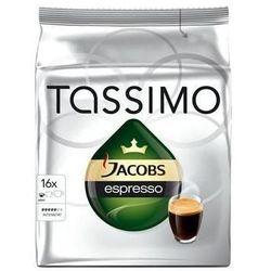 TASSIMO Jacobs Krönung ESPRESSO 128g 16 kapsułek