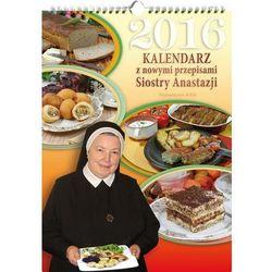 2016 kalendarz planszowy Kalendarz z nowymi przepisami siostry Anastazji WAM