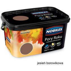 Farba Pory Roku Nobiles Jesień Borowikowa 5L