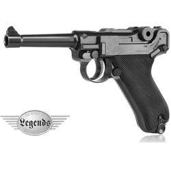 Wiatrówka pistolet UMAREX Legends P.08
