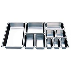 Pojemnik gastronomiczny z uchwytami RANGE GN 2/3-100