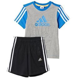 Komplet adidas Essentials Logo Summer Set Junior AK2808