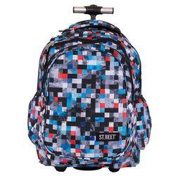 Plecak na kółkach Street Pixels