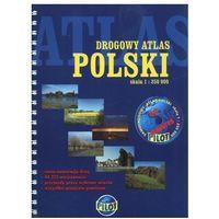 Polska. Atlas samochodowy. 1:250 000 Daunpol + CD