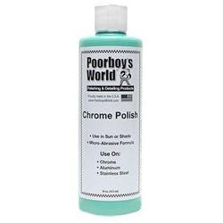 Poorboy's World CHROME POLISH 473 ml
